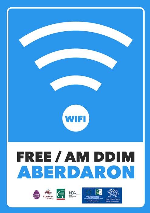 Wi-Fi Aberdaron